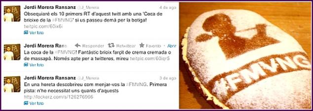 Panadero 2.0 Evento Twitter, Yovana Comins