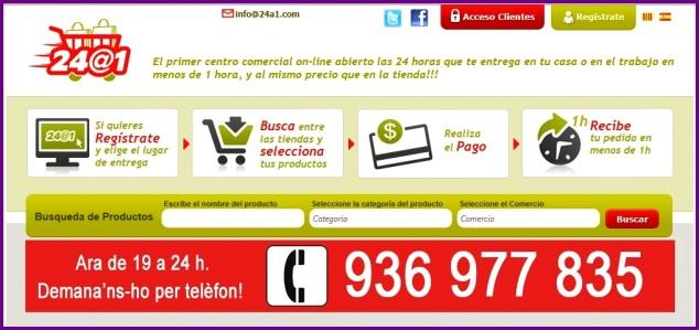 Centro Comercial Online 24@1, Yovana Comins (2)