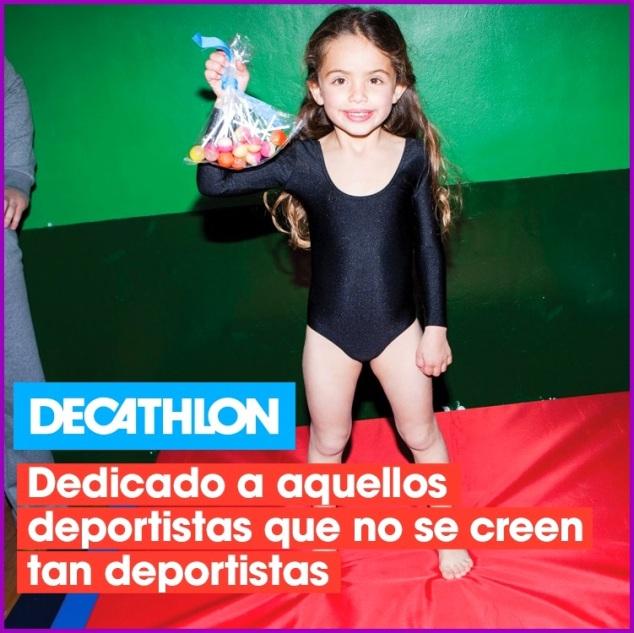 Campaña Decathlon 2, Yovana Comins