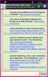 eShow Barcelona 2013, Yovana Comins 10