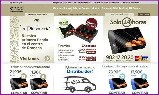 Pionono.es, Yovana Comins