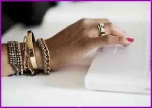 Concentración Bloggers, Yovana Comins