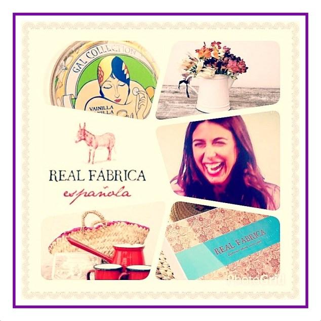 Rocío Muñoz de Real Fábrica_Española en _Código Emprende, _Entrevista para Yovana Comins Blog_