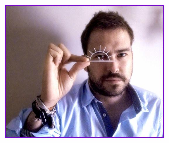 Nacho Bárcena de Creativos al Sol, Yovana Comins Blog