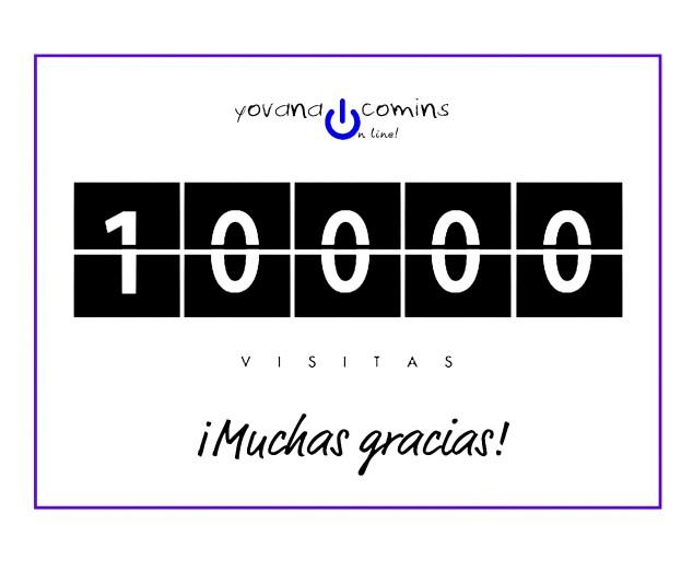 10000 Visitas, Yovana Comins