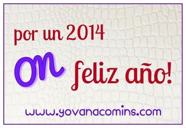 Feliz Año 2014_Yovana Comins_Blog