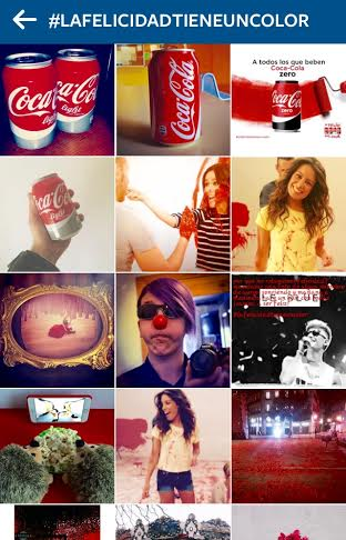 La felicidad tiene un color_CocaCola_Yovana Comins Blog